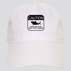 Caution - Does Not Play Well With Others Cap