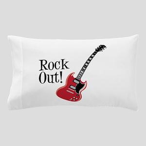 Rock Out Pillow Case