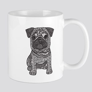 Pug Love Mugs