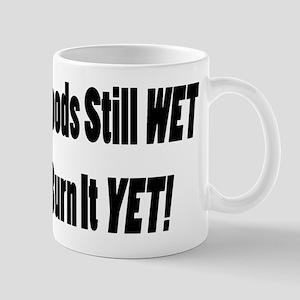 Wet Wood Mug
