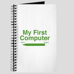 My First Computer Journal