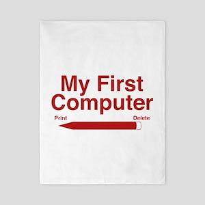 My First Computer Twin Duvet