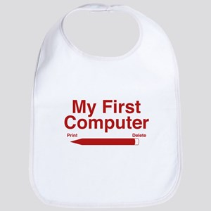 My First Computer Bib
