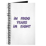 8 Frog Years, 60th Journal