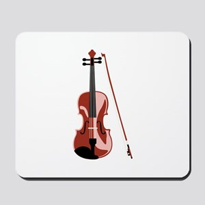 Violin and Bow Mousepad