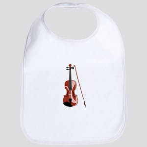 Violin and Bow Bib