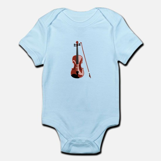 Violin and Bow Body Suit