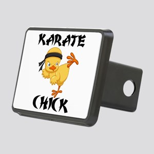 karate chick Hitch Cover