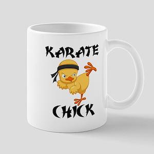 karate chick Mugs