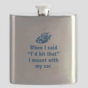 I'd Hit That Flask
