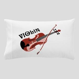 Violin Pillow Case