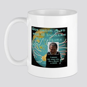 A2daG Swollen Head Blues Mug