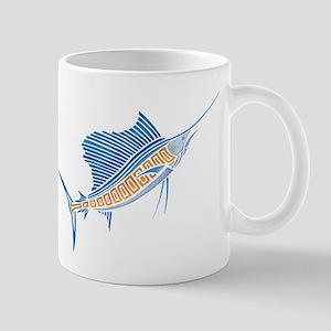 Tribal Sailfish Mug