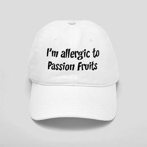 Allergic to Passion Fruits Cap