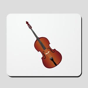 Standup Bass Mousepad