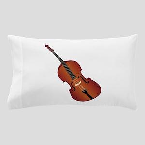 Standup Bass Pillow Case