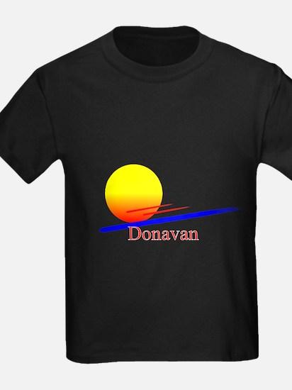 Donavan T
