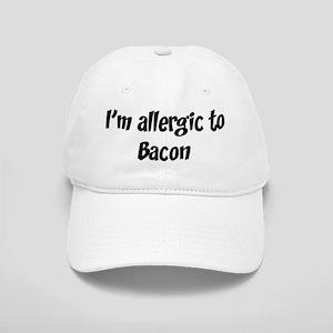 Allergic to Bacon Cap