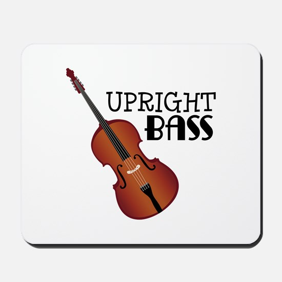 Upright Bass Mousepad