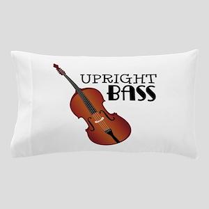 Upright Bass Pillow Case