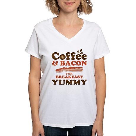 Coffee Bacon T-Shirt