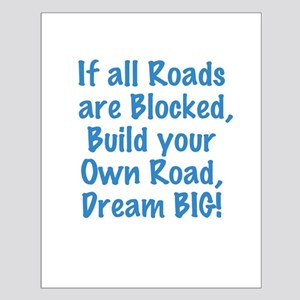 Build your Own Road Posters