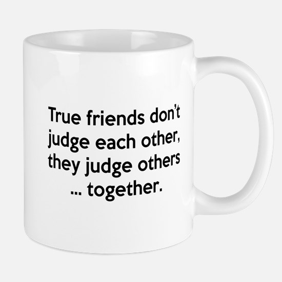 True Friends Mug