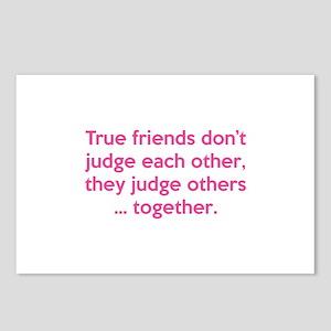 True Friends Postcards (Package of 8)