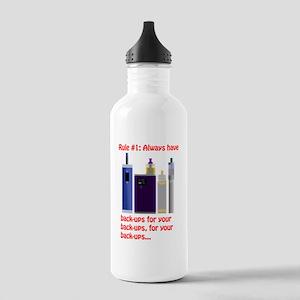 Rule #1 Sports Water Bottle