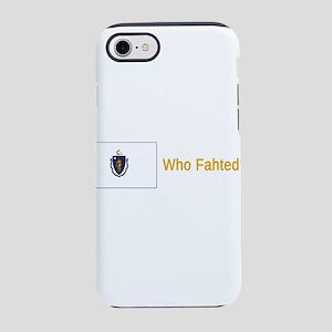 Massachusetts Humor #5 iPhone 7 Tough Case