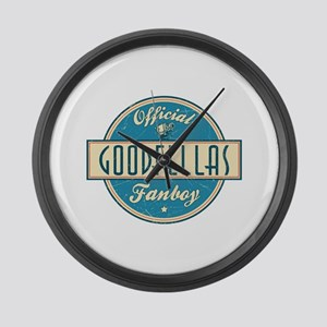 Official Goodfellas Fanboy Large Wall Clock