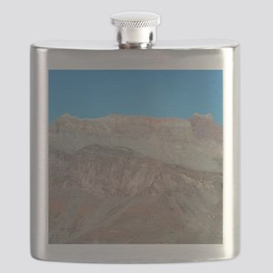 Bright Angel Mule Ride To Phantom Ranch Flask