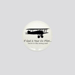 If God is Your Co-Pilot... Youre in the Wrong Seat