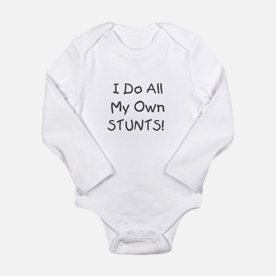 I do all my own STUNTS! Body Suit