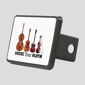 Choose Your Weapon Hitch Cover