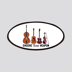 Choose Your Weapon Patches