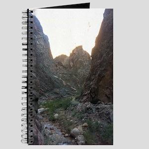 South Rim Grand Canyon Phantom Ranch Journal