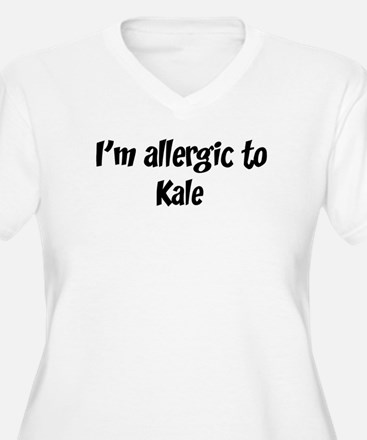 Allergic to Kale T-Shirt