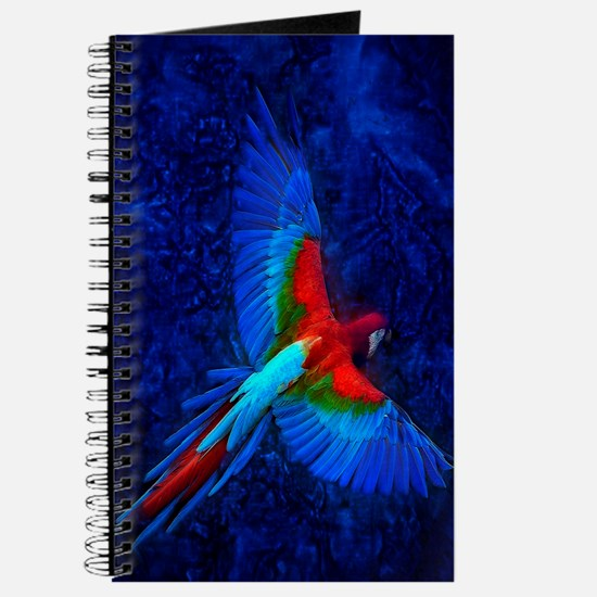Blue Winged Macaw Journal