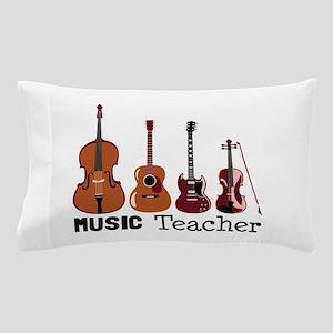 Music Teacher Pillow Case