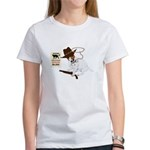 Wanted Dead Or Alive, JRT Humor T-Shirt