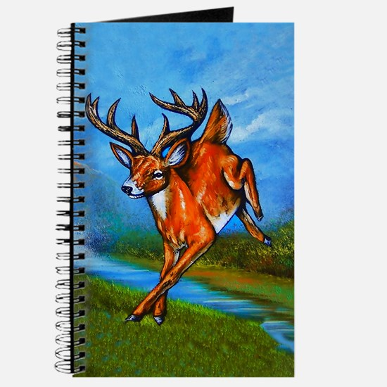 Waterfall Deer Journal