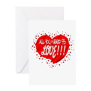 Romantic mens greeting cards cafepress m4hsunfo