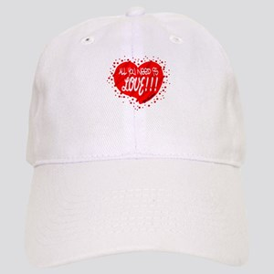 All You Need Is Love-The Beatles Baseball Cap