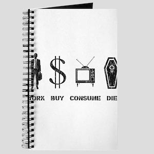 Work, Buy, Consume, Die - The Circle of Life Journ