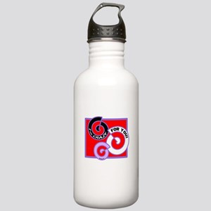 Crazy For You-Madonns/t-shirt Water Bottle