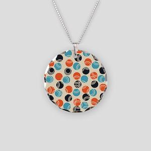 Odd Circles Necklace