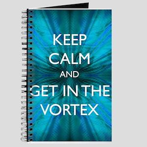 Keep Calm & Get in the Vortex Journal