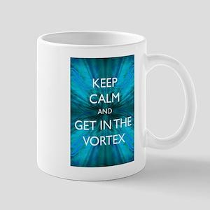 Keep Calm & Get in the Vortex Mug