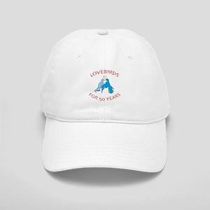 50th Anniversary Lovebirds Cap